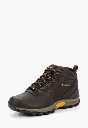 Ботинки Columbia. Цвет: коричневый