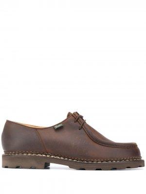 Туфли Michael Marche Paraboot. Цвет: коричневый