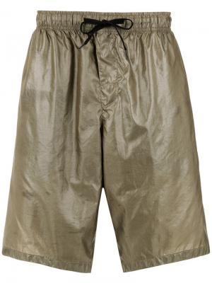 Swimming shorts Osklen. Цвет: зеленый