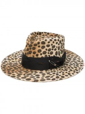 Шляпа Lynx Nick Fouquet. Цвет: нейтральные цвета