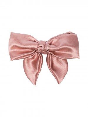 Заколка для волос Naples Jennifer Behr. Цвет: розовый