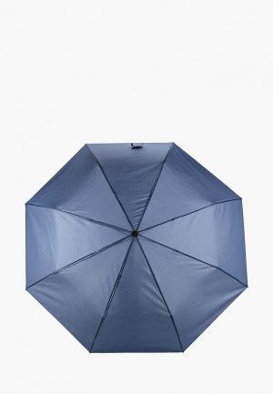 Зонт складной Modis. Цвет: синий