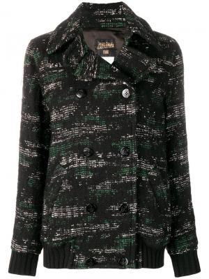 Пиджак букле Jean Paul Gaultier Pre-Owned. Цвет: черный