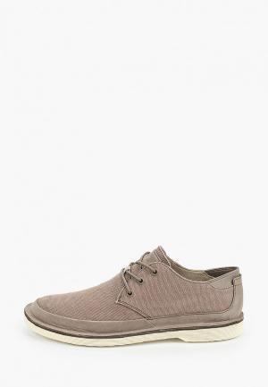 Туфли Camper. Цвет: коричневый
