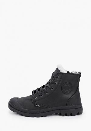 Ботинки Palladium. Цвет: черный