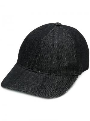 Denim cap A.P.C.. Цвет: черный
