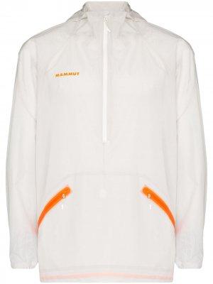 Куртка Skytree с воротником на молнии Mammut. Цвет: белый