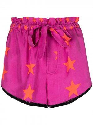 Пижамные шорты с принтом Youre A Star AZ FACTORY. Цвет: розовый