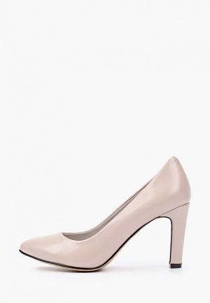Туфли Zenden. Цвет: розовый