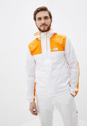 Куртка The North Face. Цвет: белый