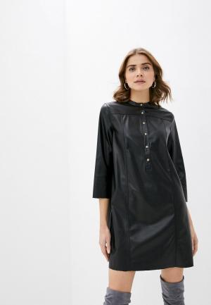 Платье Rich&Royal. Цвет: черный