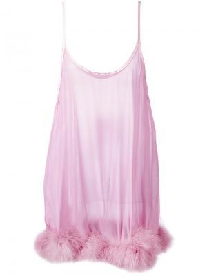 Пеньюар Diana Gilda & Pearl. Цвет: розовый