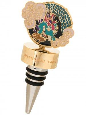 Винная пробка Vivid Dragon Shanghai Tang. Цвет: черный