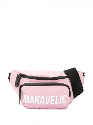 Сумка Crescent Makavelic. Цвет: розовый
