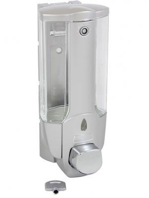 Дозатор для жидкого мылаARGO  D сатин, 330 мл, коробка, ARGO. Цвет: серебристый