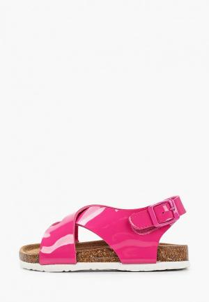 Сандалии XTI. Цвет: розовый