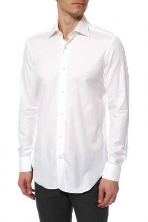 Рубашка Colletto Bianco. Цвет: белый