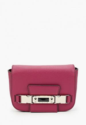 Сумка Cromia. Цвет: розовый