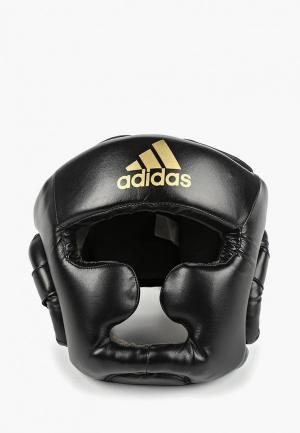 Шлем adidas Combat. Цвет: черный