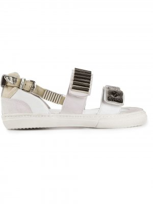 Chunky sandals Toga Pulla. Цвет: белый