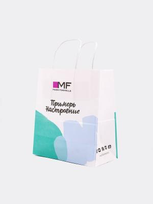 Пакет бумажный MF новый стиль Mark Formelle. Цвет: разноцветный