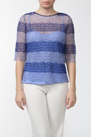 Блуза Alter Ego. Цвет: цветной