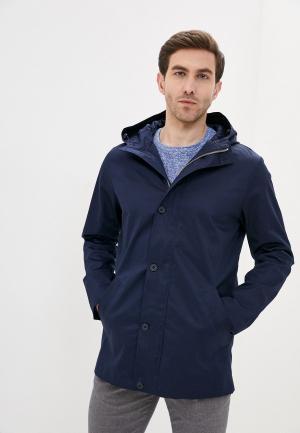 Куртка Casual Friday by Blend. Цвет: синий