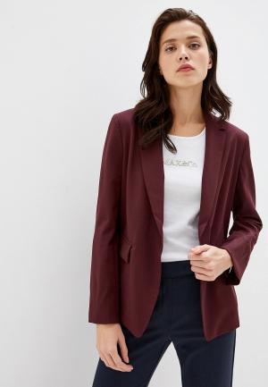 Пиджак Max&Co. Цвет: бордовый
