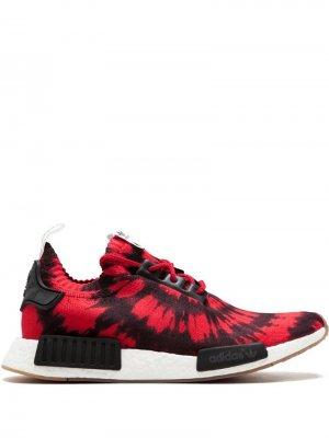 Кроссовки NMD_R1 PK Nice Kicks adidas. Цвет: красный