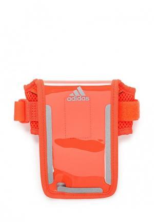 Чехол для IPhone adidas Performance. Цвет: оранжевый