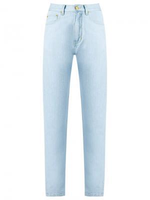 Straight jeans Amapô. Цвет: синий