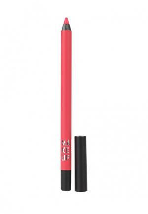 Карандаш для губ Make Up Factory. Цвет: розовый