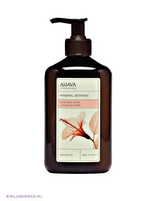 Молочко для тела AHAVA. Цвет: прозрачный