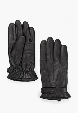 Перчатки Barbour. Цвет: черный