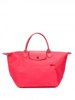 Сумка-тоут Le Pliage Longchamp. Цвет: розовый