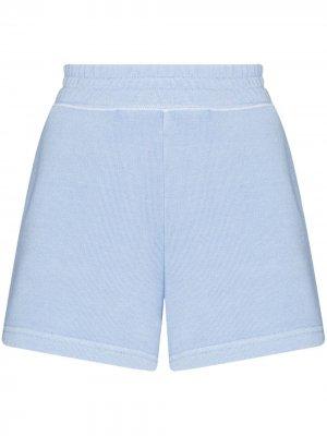 Спортивные шорты Jane Rails. Цвет: синий