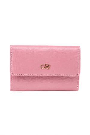 Бумажник Cruciani. Цвет: бордовый