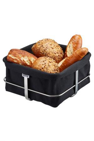 Корзинка для хлеба GEFU. Цвет: черный