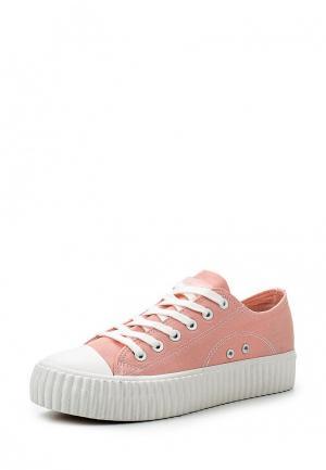 Кеды Coolway. Цвет: розовый