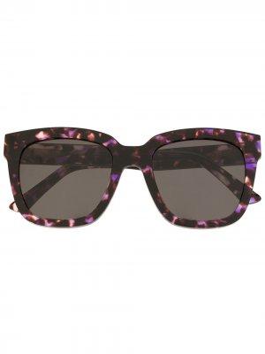 Солнцезащитные очки Dreamer Hoff Gentle Monster. Цвет: фиолетовый