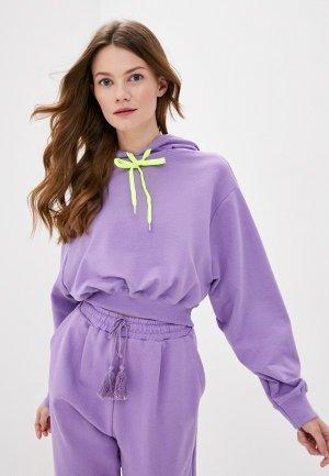 Худи Imperial. Цвет: фиолетовый