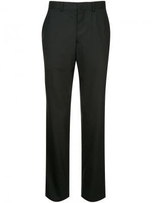 Durban прямые брюки D'urban. Цвет: черный