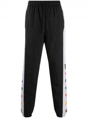 Спортивные брюки Sport DNA с логотипом Jordan. Цвет: черный