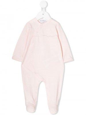 Комбинезон для новорожденного Emporio Armani Kids. Цвет: розовый
