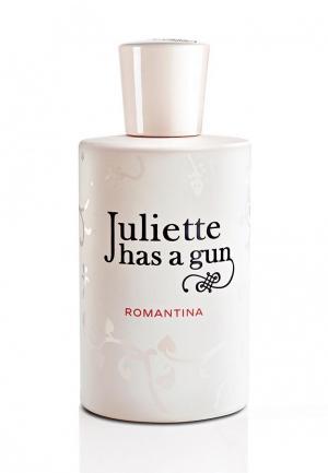 Парфюмерная вода Juliette Has a Gun. Цвет: розовый