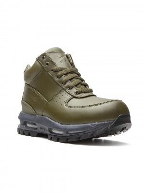 Ботинки Air Max Goadome Nike Kids. Цвет: зеленый