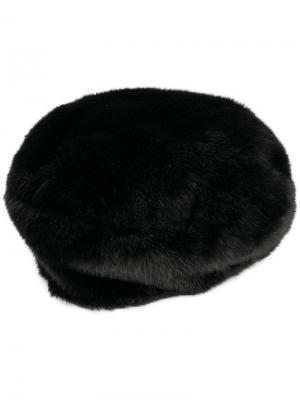 Шляпа Mishka Eugenia Kim. Цвет: черный