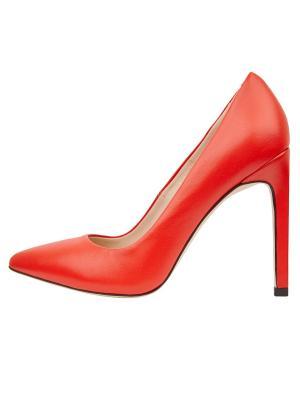 Туфли Alex Mazurin. Цвет: красный
