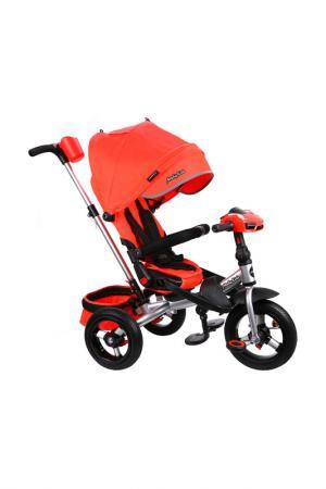 Велосипед 3-х колесный MOBY KIDS. Цвет: красный