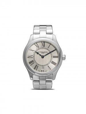 Наручные часы Classic Quartz Ladies 35 мм Frédérique Constant. Цвет: белый